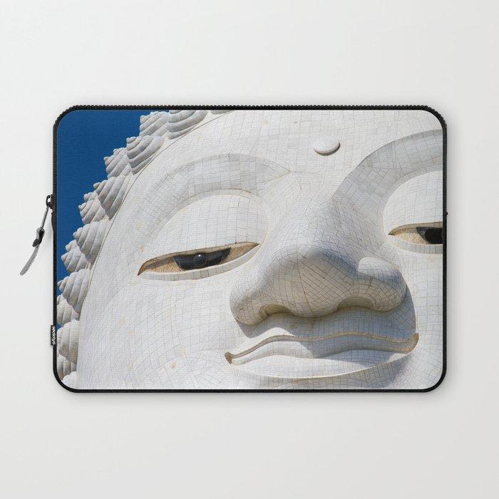 Face of Buddha Laptop Sleeve