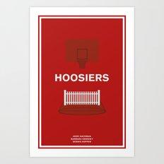 Hoosiers Art Print
