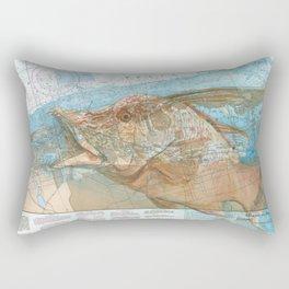 Hogfish Rectangular Pillow