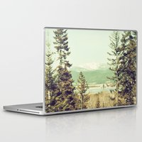 camp Laptop & iPad Skins featuring Summer Camp by Jessica Torres Photography