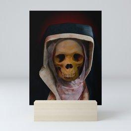 Save my soul Mini Art Print