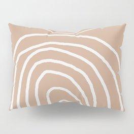Abstract Rainbow, Pillow Sham