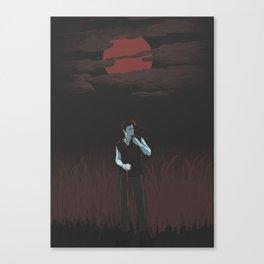 Cherokee Rose Canvas Print