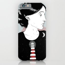 To the Lighthouse - Virginia Woolf iPhone Case