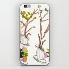 Potted Plants iPhone & iPod Skin