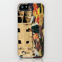 Fruit Vendor; Tripoli, Lebanon. iPhone Case