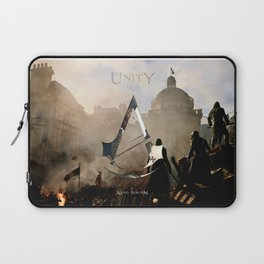 Arno Dorian: Master Assassin of the French Revolution Laptop Sleeve