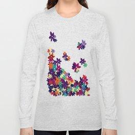 Flowered Up Long Sleeve T-shirt
