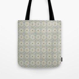 Traditional Japanese pattern KUZURE-ASANOHA Tote Bag
