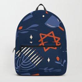 Hanukka Backpack