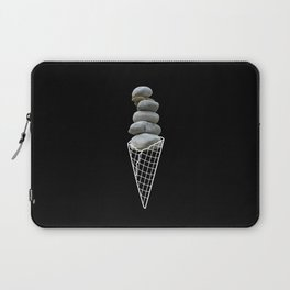 Stone Cold Ice Cream Laptop Sleeve