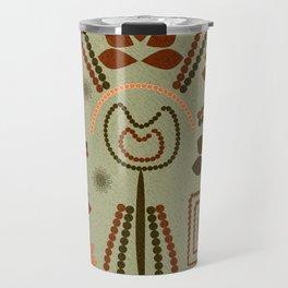 Beads ornament II Travel Mug