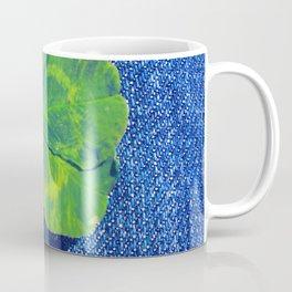 Lucky four leaf clover Coffee Mug