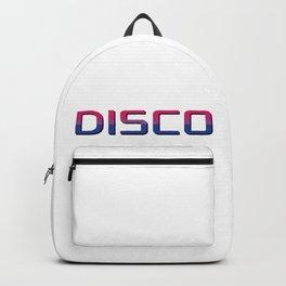 Disco Bi Backpack
