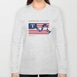 America's Future? Alternative Facts Long Sleeve T-shirt
