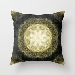 Elysium Mandala Throw Pillow