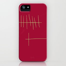 020 - Day 8 iPhone Case