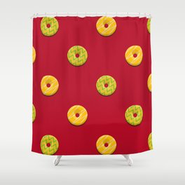 DUR + MNG Shower Curtain