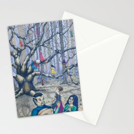 Excerpt from the Oldest Recorded Fairytale Stationery Cards