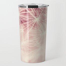 dandelion postcard Travel Mug