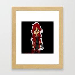Grell Framed Art Print