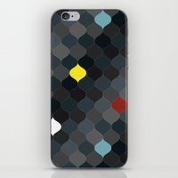 persian iPhone & iPod Skins featuring Persian mosaic by Vannina