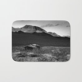 Death Valley Shack Bath Mat