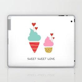 Ice Cream lovers Laptop & iPad Skin