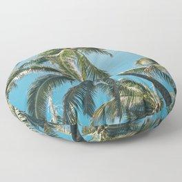 Kuau Palms Paia Maui Hawaii Floor Pillow