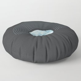 MOON TUNE Floor Pillow