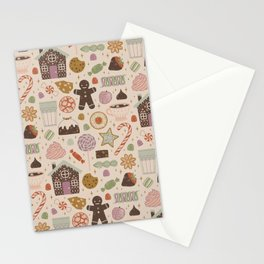 In the Land of Sweets Stationery Cards