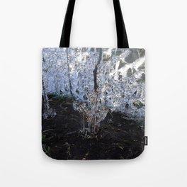 Ice Land 2 Tote Bag