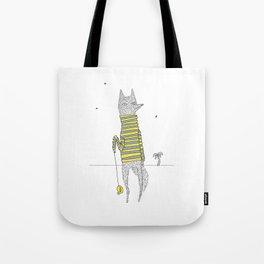 Yo Fox Tote Bag