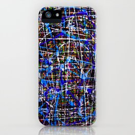 Separation Divides Infinity iPhone Case