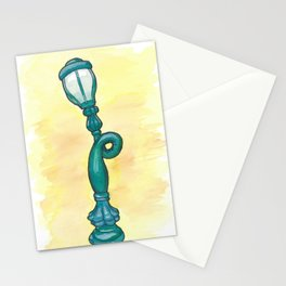 Toontown Lamp Stationery Cards