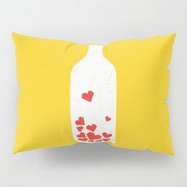 Message in a bottle Pillow Sham