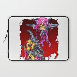 METAL MUTANT 1 Laptop Sleeve
