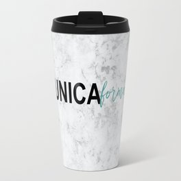 Unica Purple Travel Mug