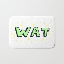 WAT Bath Mat