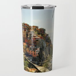 The View from Above Travel Mug
