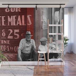 25 Cent Chops Wall Mural