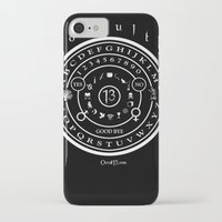 "occult iPhone & iPod Cases featuring Everette Hartsoe's Occult 13 ""SPIRITBOARD"" by House of Hartsoe"