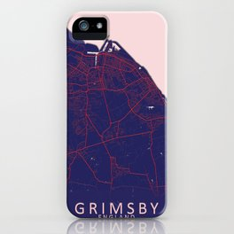 Grimsby, England iPhone Case