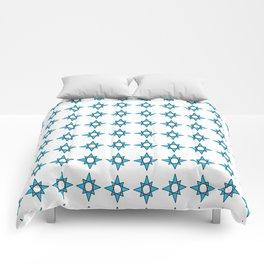 symetric patterns 35 -mandala,geometric,rosace,harmony,star,symmetry Comforters