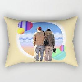Melissa & Ernie Rectangular Pillow
