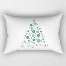 Be Merry & Bright Rectangular Pillow