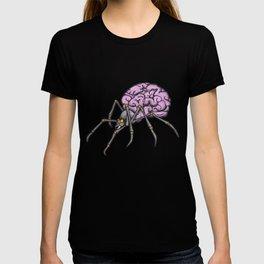 brain spider T-shirt