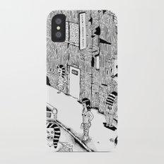 Love St.  Slim Case iPhone X