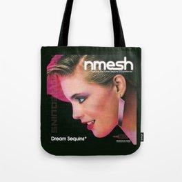 Nmesh - Dream Sequins®  Tote Bag