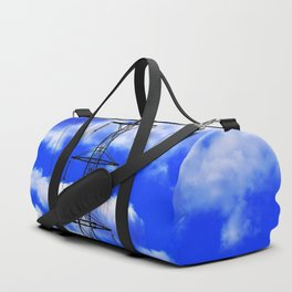 Power lines 12 Duffle Bag